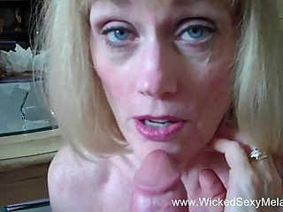 GILF Is Addicted To Cum