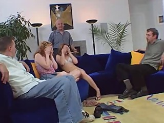 Redheads Cherry And Holly Cuckold Hubbys