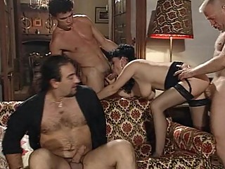 Gangbang Cuckolding Surprise